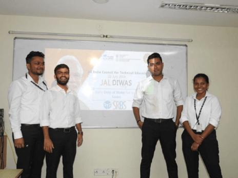 Report on Jal Diwas Celebration